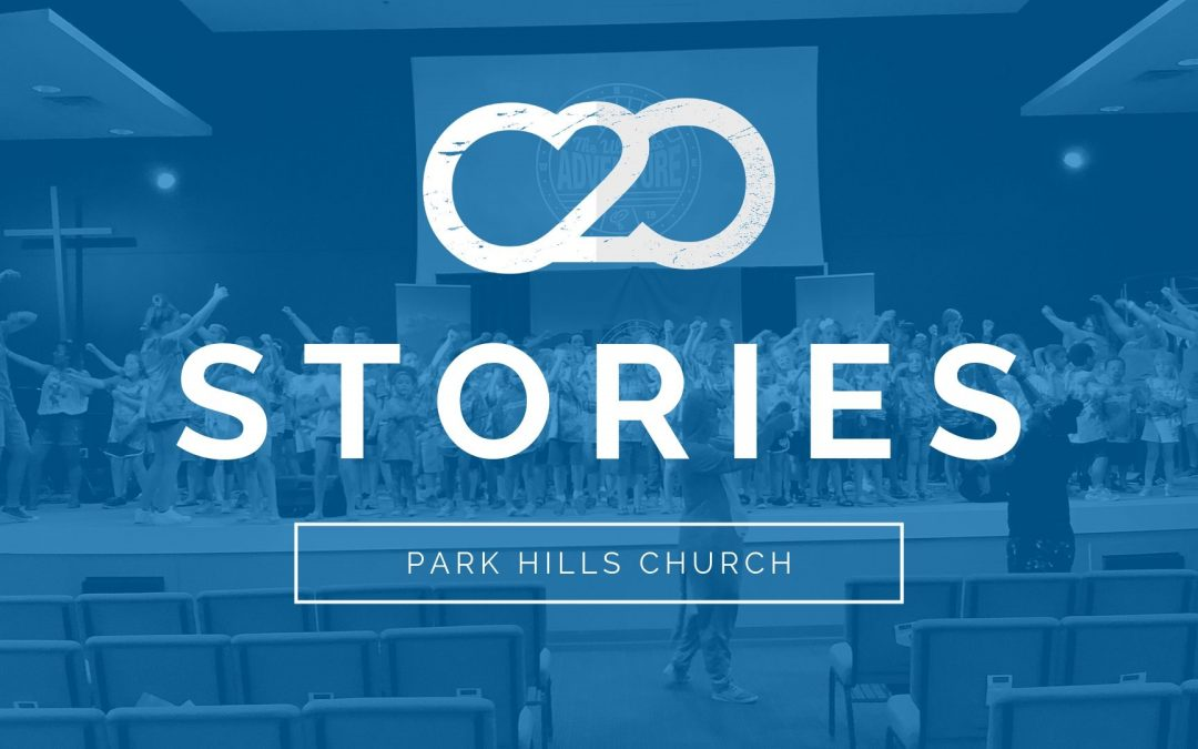 Crossing the Street: Day Camp at Park Hills Church