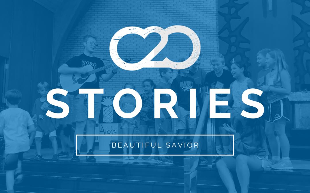 We are Family – Beautiful Savior Day Camp