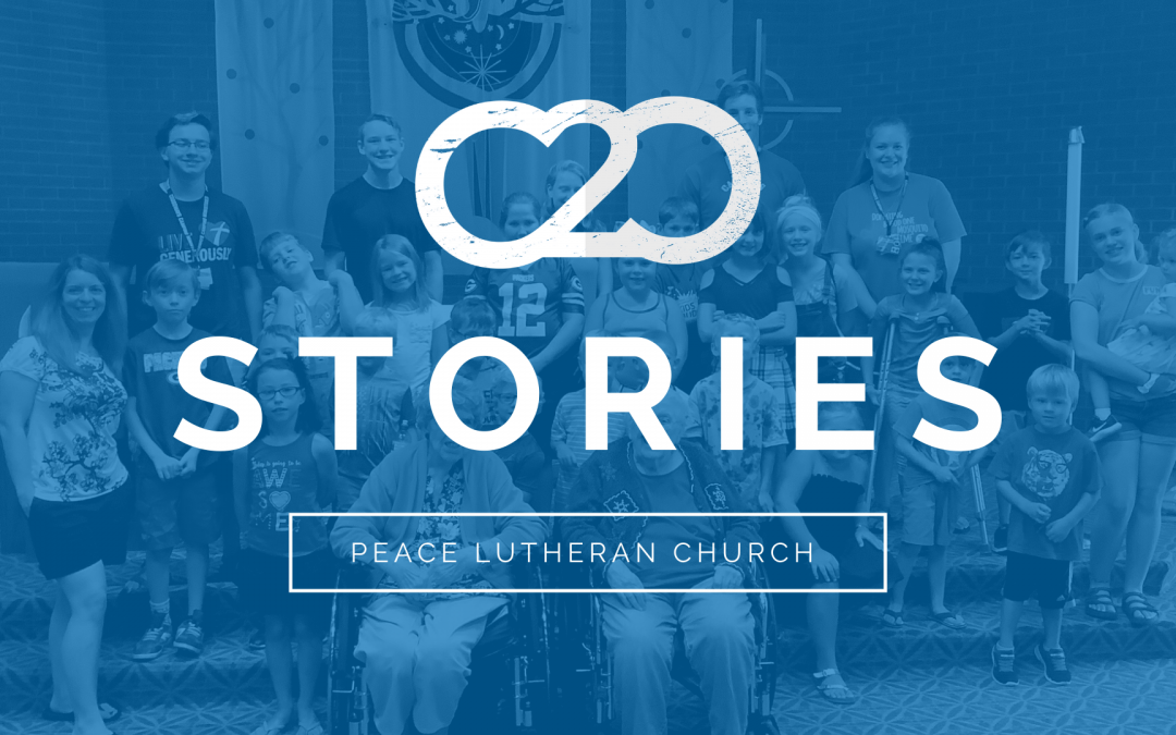 Agents of Change: Day Camp at Peace Lutheran